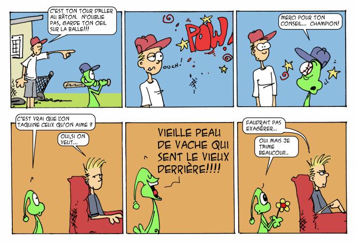 La blague Villepin, en tweets et en BD  Arrêt sur images